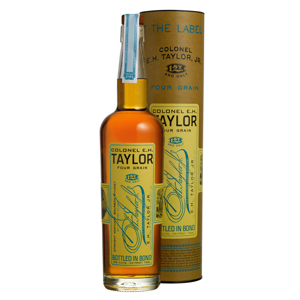 Col Taylor Four Grain