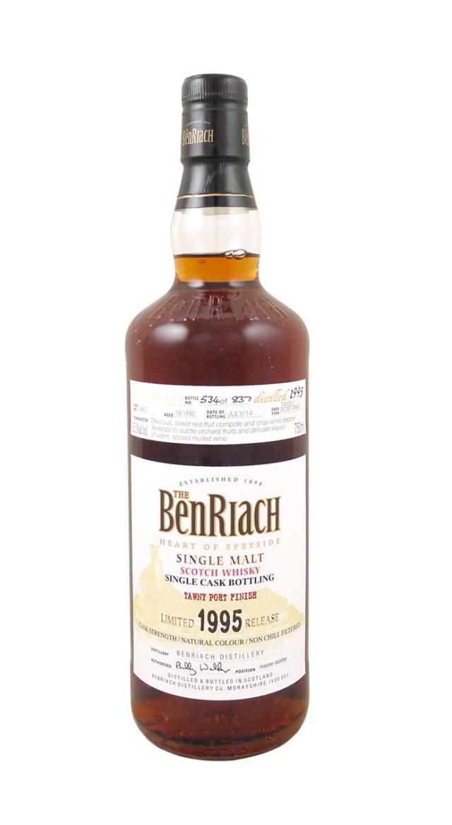 Benriach 18 SC Tawny