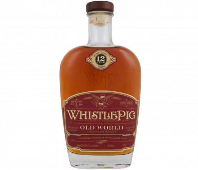 Whistlepig 12 Old World