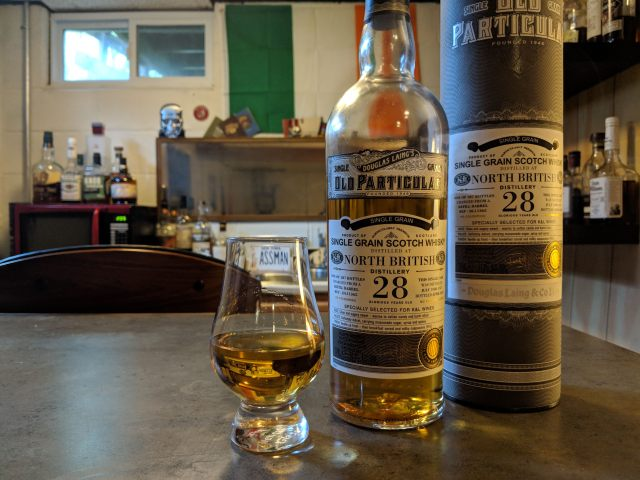 North British 28 1988 Old Particular K&L