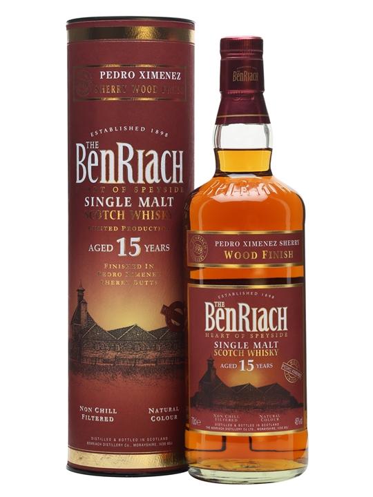 Benriach 15 PX