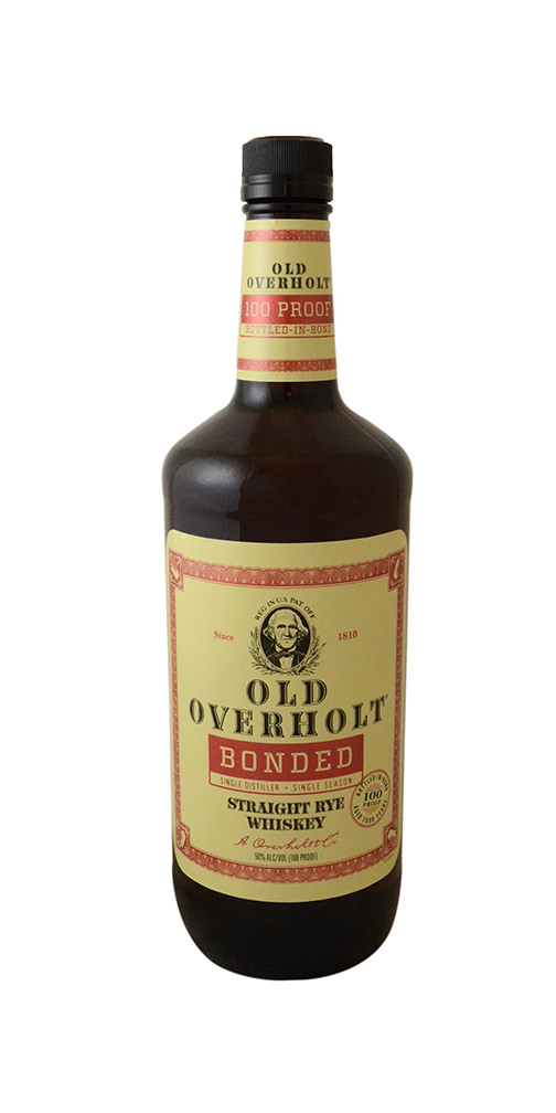 Old Overholt Bonded