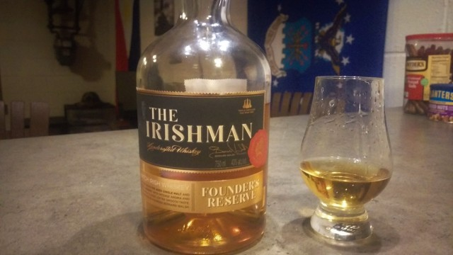 Irishman Founder's Reserve