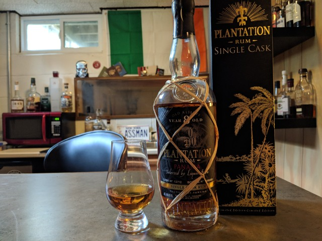 Plantation Single Cask Panama 8 Sauternes Finish Liquor Barn