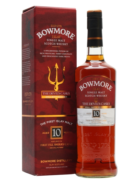 Bowmore Devil's Cask Batch 2