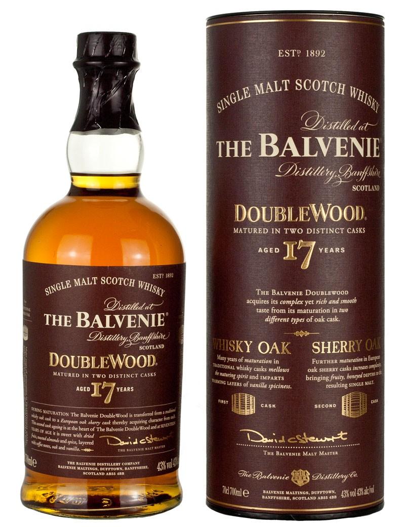 Balvenie 17 DoubleWood
