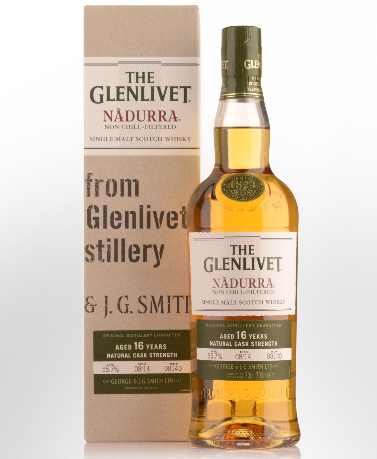 Glenlivet 16 nadurra
