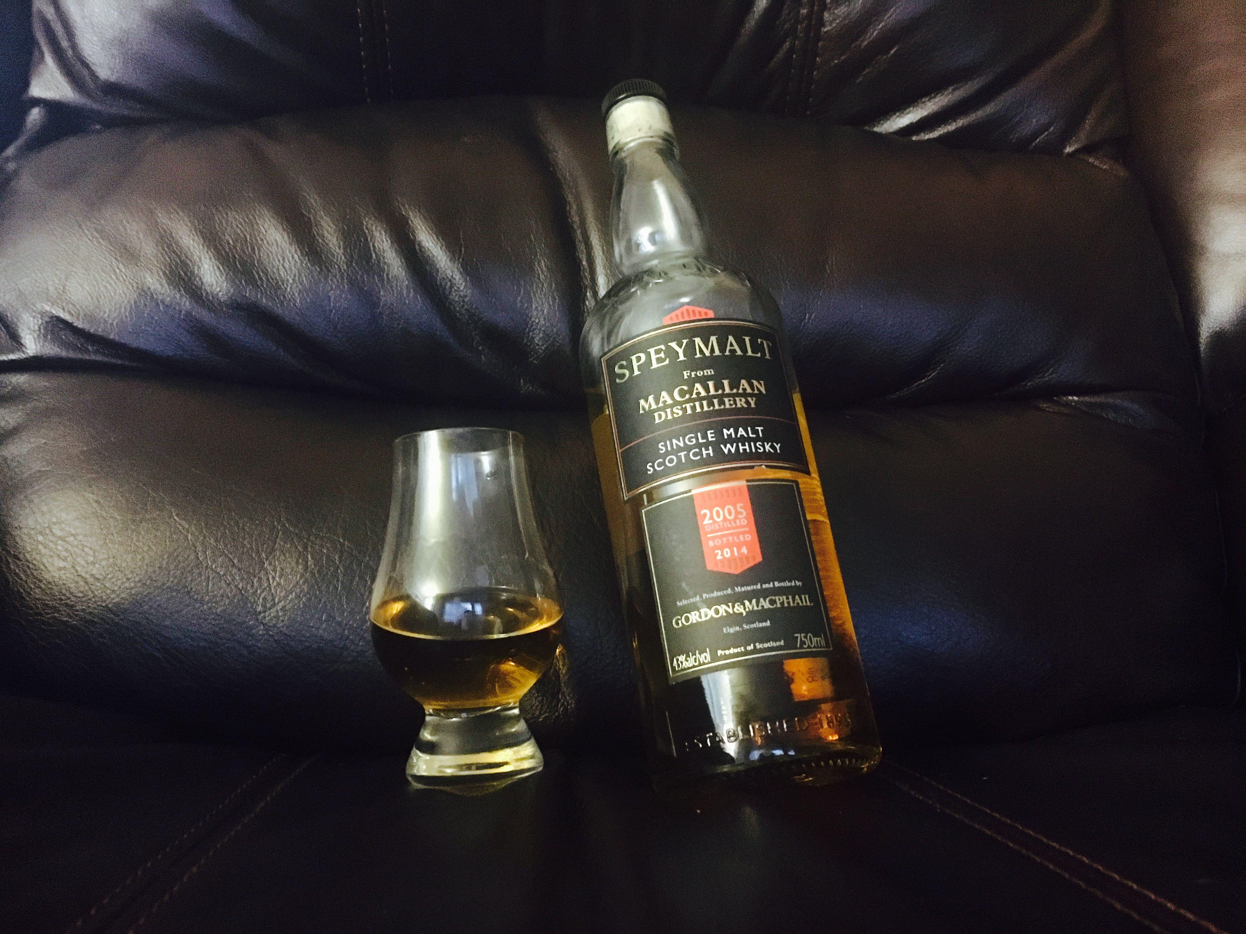 Speymalt from Macallan