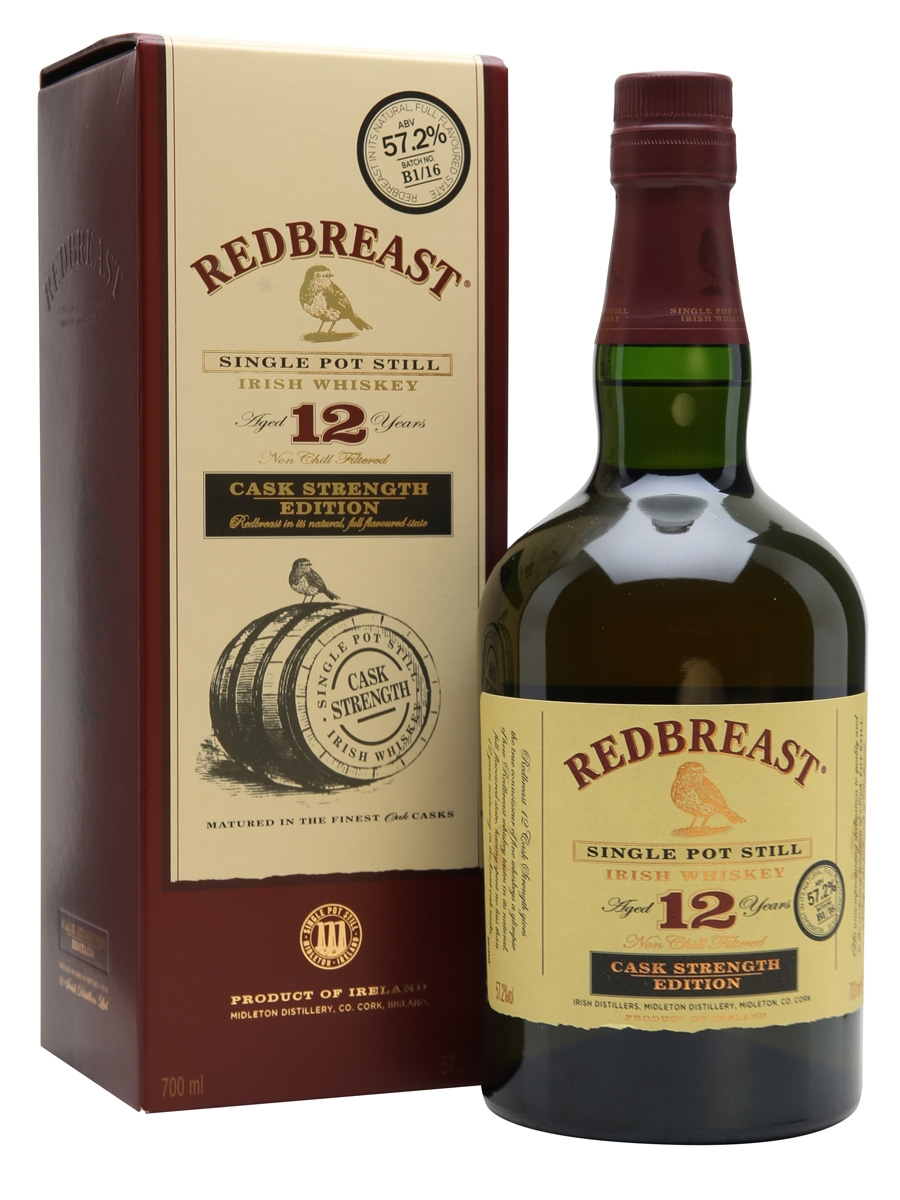 Redbreast 12 CS B1/16