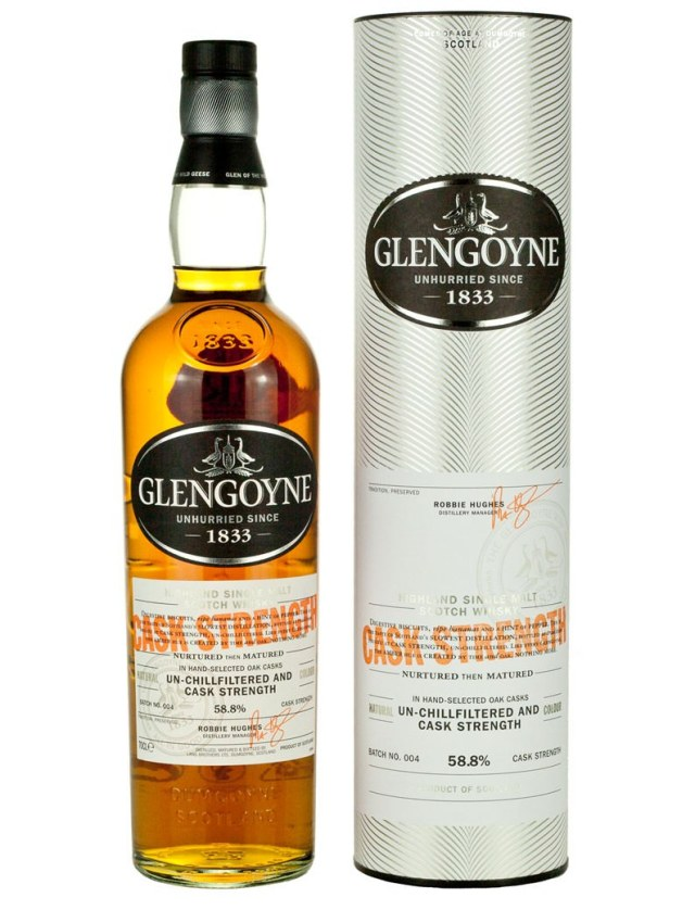 Glengoyne Cask Strength 4