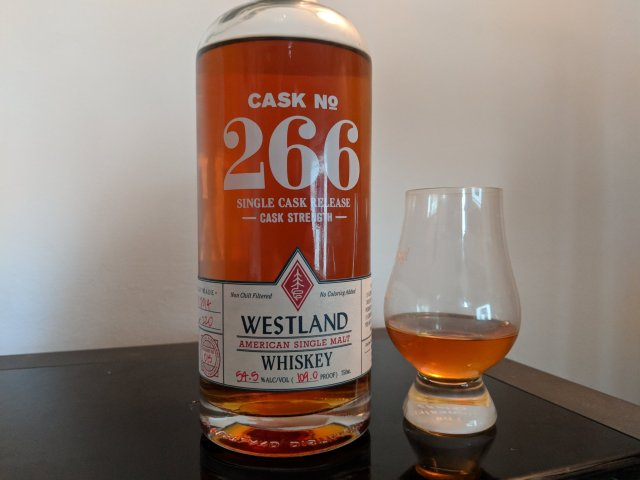 Westland Single Cask #266