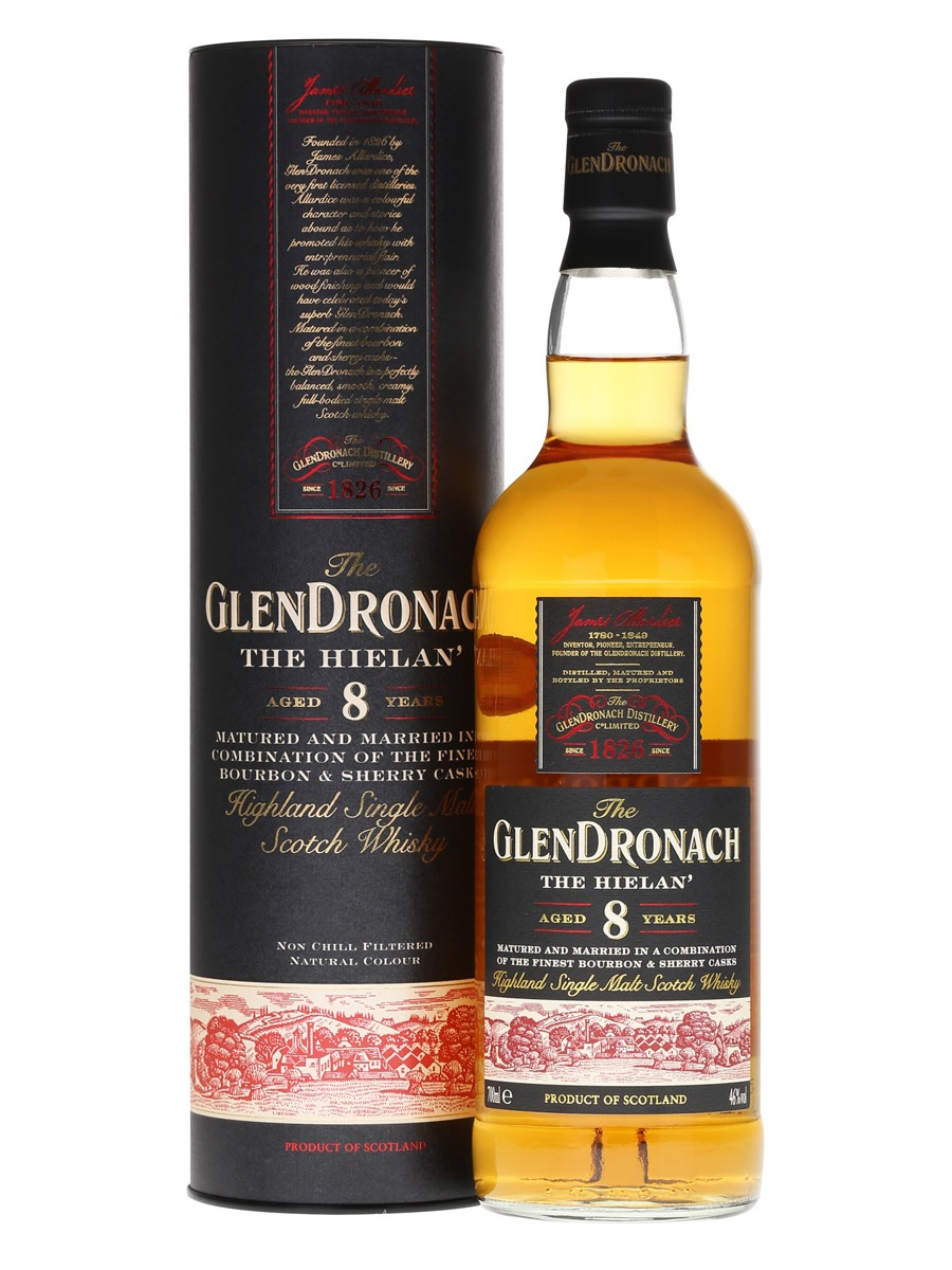 GlenDronach 8 Helian