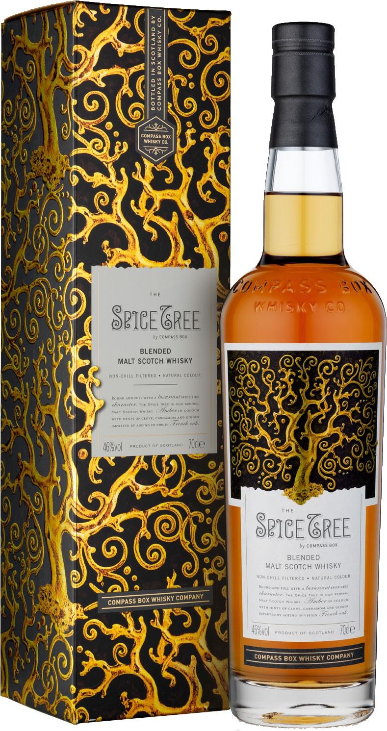 CB Spice Tree