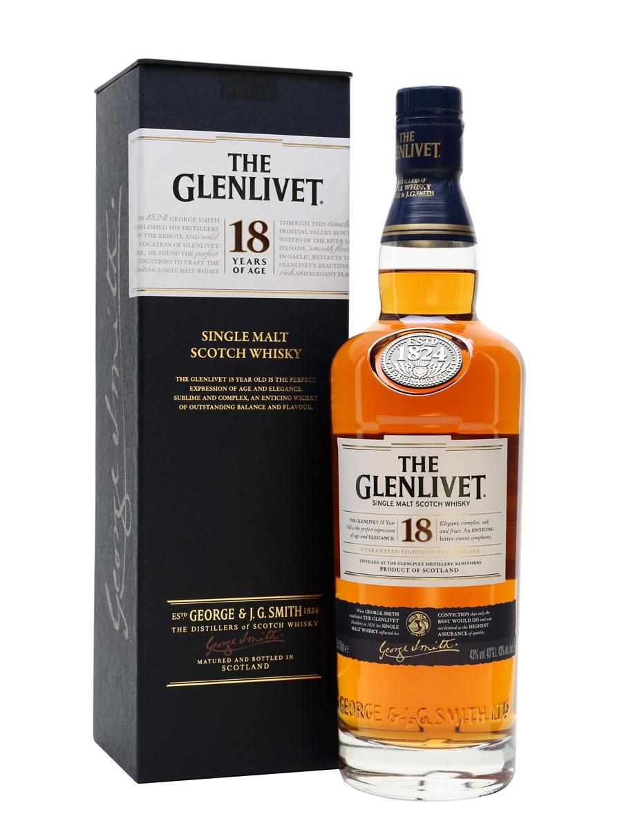 Glenlivet 18