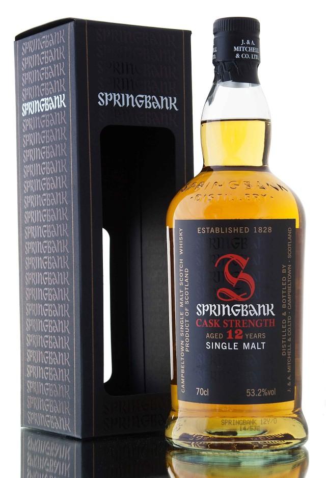 Springbank 12 CS
