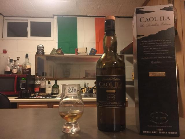 Caol Ila Distillers Edition 2016