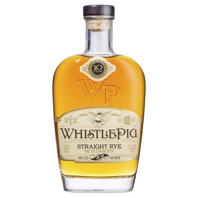 Whistlepig 10
