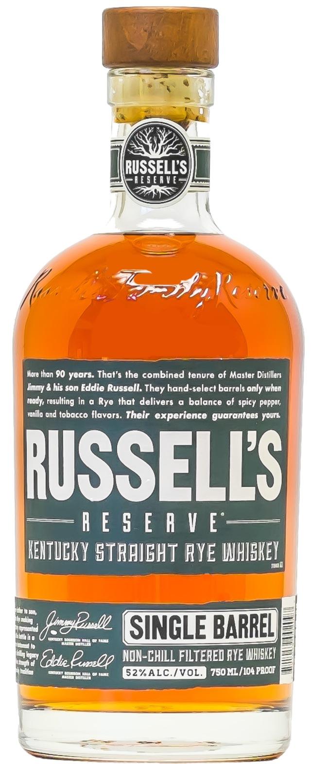Russells Reserve SB Rye