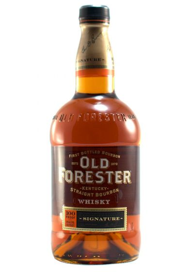 Old Forester Signaure