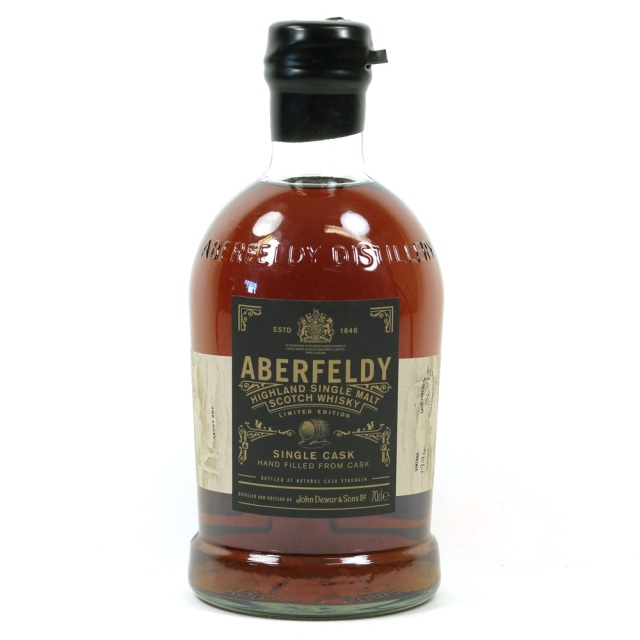 Aberfeldy Single Cask