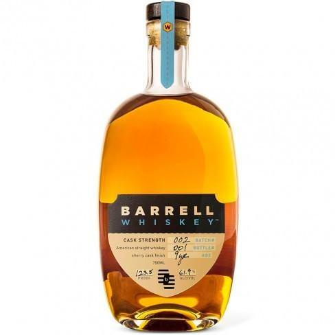 Barrell Whiskey 002