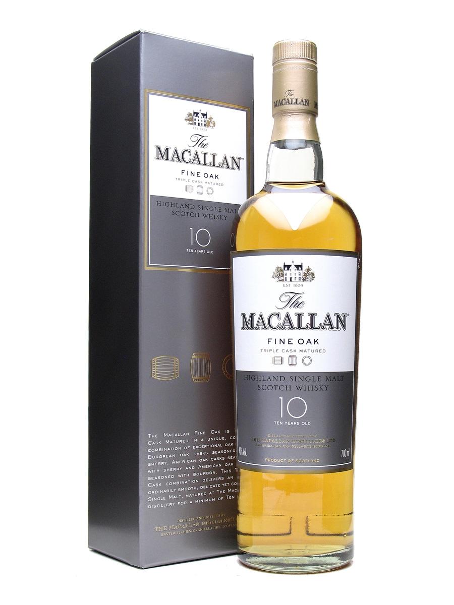 Macallan 10 FO