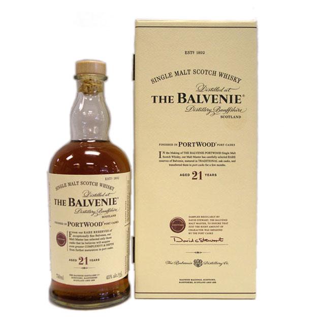 Balvenie 21 port