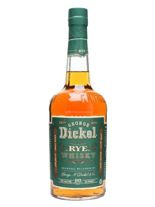 George Dickel Rye