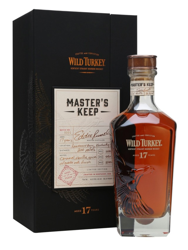 Wild Turkey Master's Keep 17