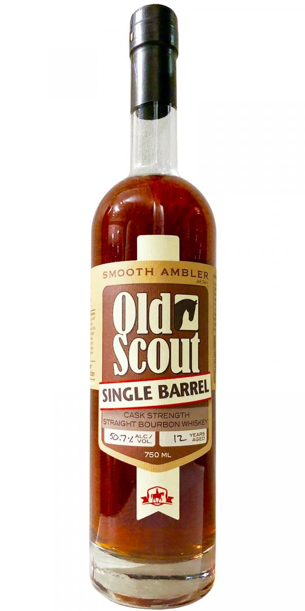 Smooth Ambler Old Scout 12 Year Bourbon