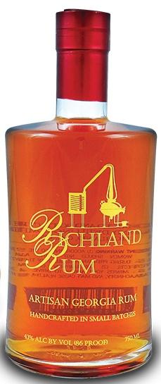 Richland Single Estate Rum Small Batch