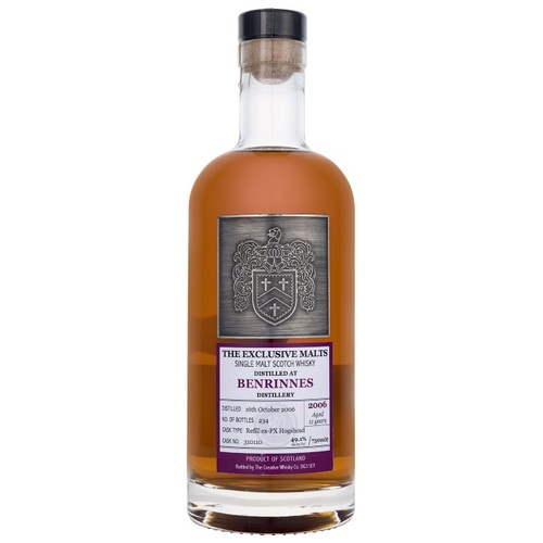 Benrinnes 11 Year The Exclusive Malts