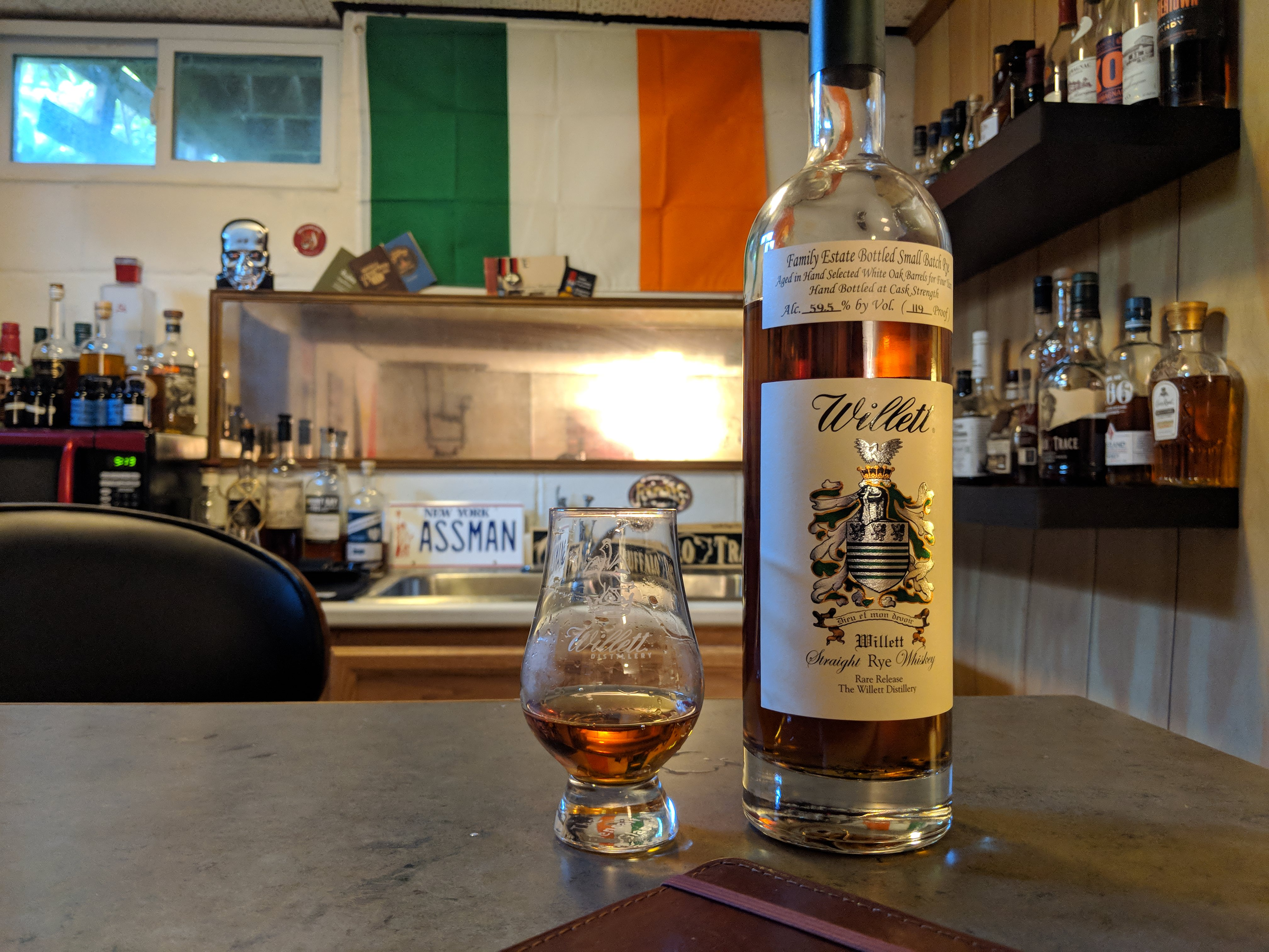 Willet Family Estate Rye 4