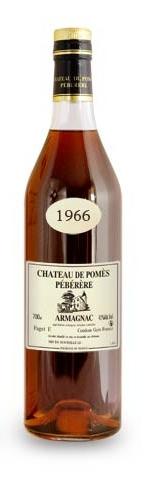 Chateau de Pomes Peberere 1966 50-Year